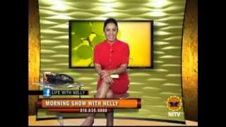 Morning Show with Nelly (September 30.2013)