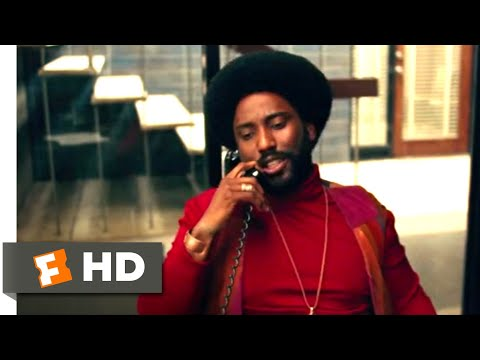 BlacKkKlansman (2018) - Crank Calling the Klan Scene (2/10) | Movieclips
