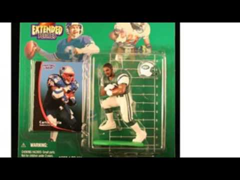 Video New YouTube  video for the 1998 Curtis Martin Nfl Starting Lineup