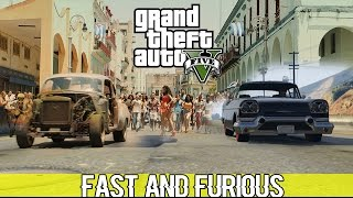 Nonton Fast And Furious Scenes Remade In Gta 5  Film Subtitle Indonesia Streaming Movie Download