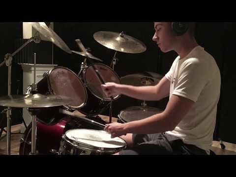 Imagine Dragons - Natural (Drum Cover by Lerro Drumming) (видео)