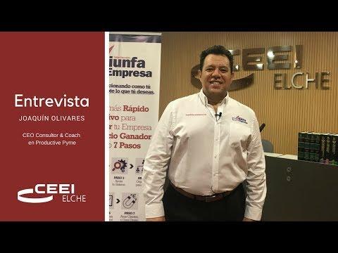 Entrevista a Joaquín Olivares, CEO de Productive Pyme[;;;][;;;]