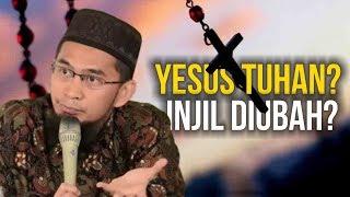 Video Bahas Tuntas‼️ YESUS Tuhan? Kitab INJIL Diubah? - Ustadz Adi Hidayat LC MA MP3, 3GP, MP4, WEBM, AVI, FLV Februari 2019