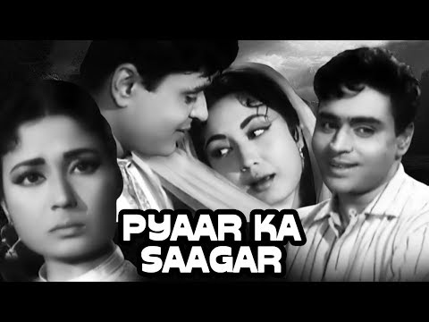 Pyaar Ka Saagar | Full Movie | Rajendra Kumar | Meena Kumari | Superhit Old Classic Movie