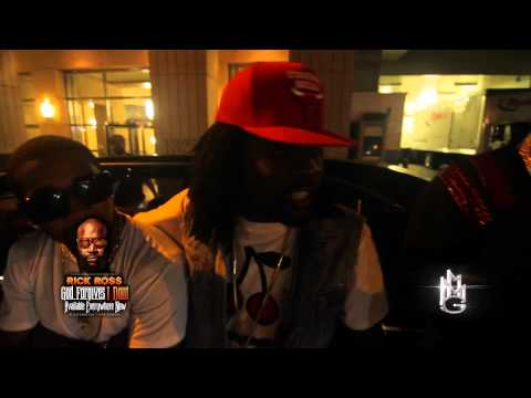 Rick Ross Radio & Tv Album Interview & Album Party In NYC