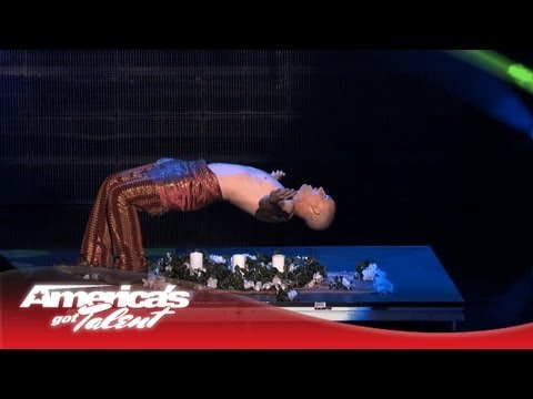 head - Special Head defies gravity and levitates while his feet are firmly on the ground. Subscribe Now for More AGT: http://full.sc/IlBBvK Get more America's Got T...
