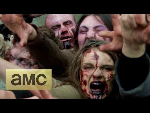 Walking Dead Prank