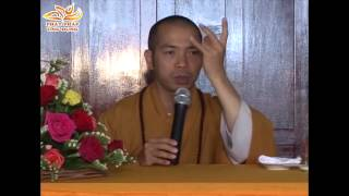 Cuộc Sống Ít Muốn Biết Đủ Của Người Con Phật - Thầy Thích Quang Thạnh