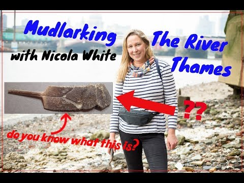 Mudlarking the River Thames - Guess the Mystery Object!