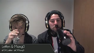 Mang0/Leffen PM Commentary Highlights @ Project Melbourne