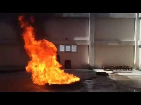 TSE Tuzla Yerleşkesi Yangın Tatbikatı 2 de 2