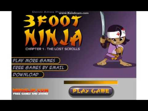 Flash Games: Ninja Wrestler And Supernatural Mission