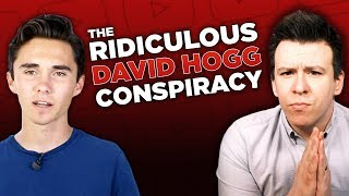 Video We Need To Talk About The Disgusting David Hogg Conspiracy Theories And More... MP3, 3GP, MP4, WEBM, AVI, FLV Oktober 2018