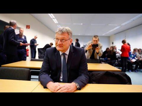 AfD: Meuthen sagt vor Gericht »Habe Vieles nicht mitg ...
