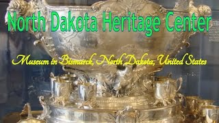Bismarck (ND) United States  city photos gallery : Visit North Dakota Heritage Center, Museum in Bismarck, North Dakota, United States