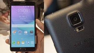 Samsung Galaxy Note 4 Impressions!