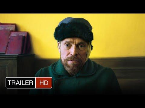 Preview Trailer Van Gogh - Sulla soglia dell'eternità, trailer ufficiale italiano