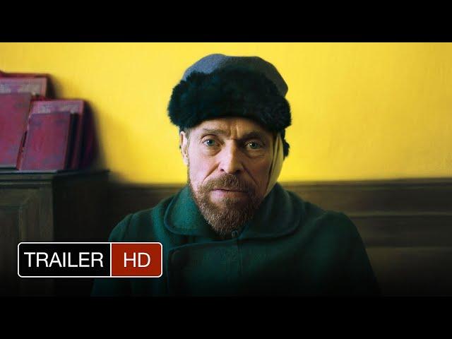 Anteprima Immagine Trailer Van Gogh - Sulla soglia dell'eternità, trailer ufficiale italiano