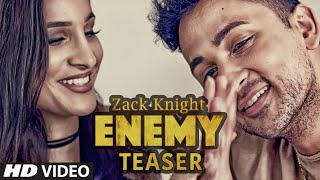 Zack Knight: ENEMY Video Song | Releasing on 27th May, 2016 | T-Series Video