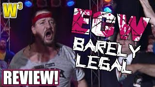 Nonton ECW Barely Legal Review | Wrestling With Wregret Film Subtitle Indonesia Streaming Movie Download