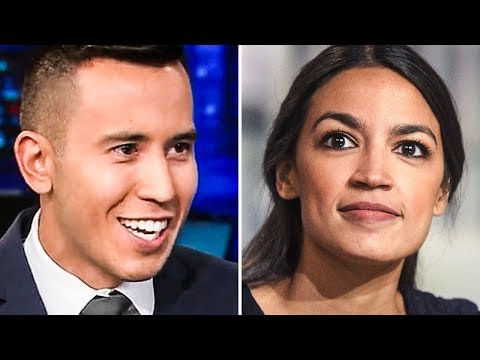 Right Wing Creeper Tries To Outfit-Shame Alexandria Ocasio-Cortez