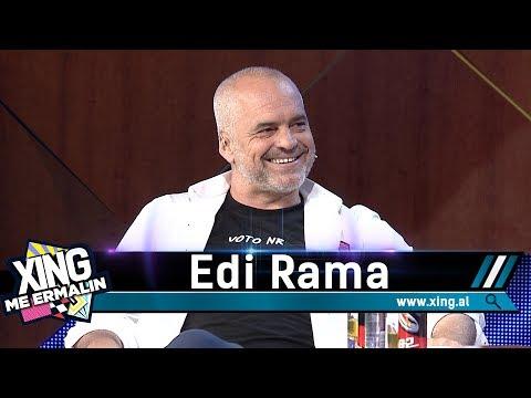 Xing me Ermalin 38 -  Edi Rama (видео)