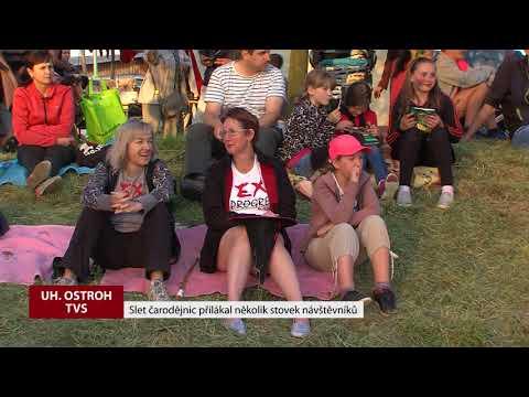 TVS: Uherský Ostroh - Slet čarodějnic