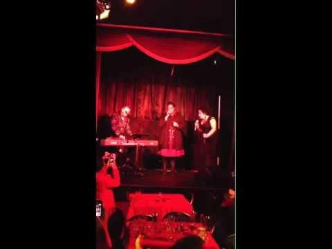 Melbourne Cabaret Festival 2013 Cabaret'oke with Ofa Fotu and Vika Bull (видео)
