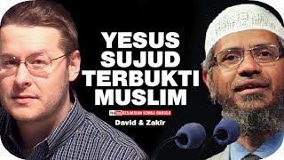 Video Yesus Sujud Dan Terbukti Muslim ? Zakir Naik dan David Wood MP3, 3GP, MP4, WEBM, AVI, FLV Februari 2019