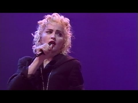 Madonna - Like a Prayer - Live in Paris 1990