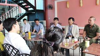 Thành phố Uông Bí tổ chức chương trình cà-phê doanh nhân