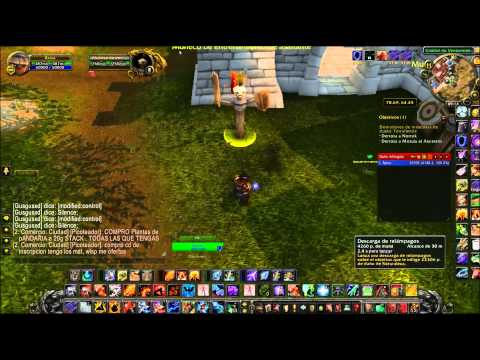Guia chaman mejora 5.1 Mists of Pandaria