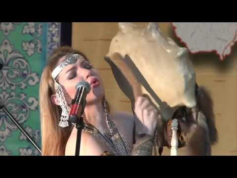Olena UUTAi Shaman lady