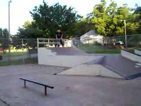 Cody Norris BMX Guthrie Skatepark #1