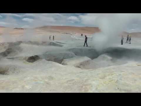 Geiser Sol de Manana, Altiplano Boliviano (9,0)