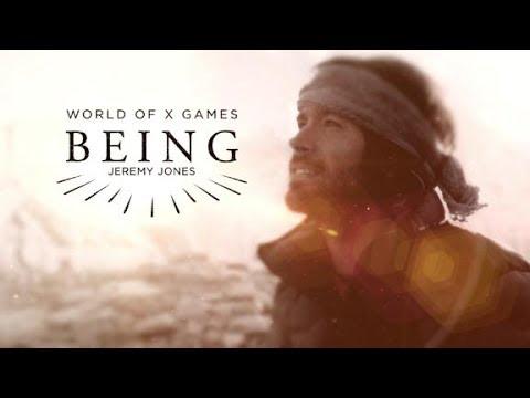Jeremy Jones: BEING | X Games