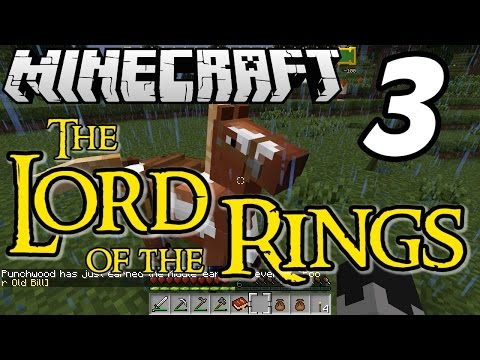 Silly - Minecraft Lord of the Rings mod