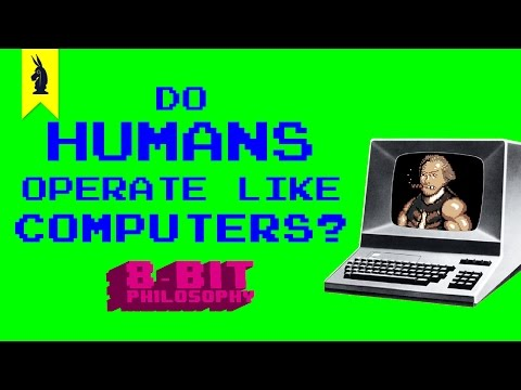 Ep. 3: Do Humans Operate Like Computers? (Kant) – 8-Bit Philosophy
