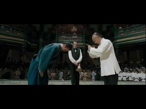 Huo Yuanjia (Jet Li) vs Anno Tanaka (Shido Nakamura)