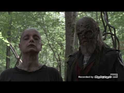 THE WALKING DEAD SEASON 10 EP.6 NEAGAN JOINS THE WHISPERS