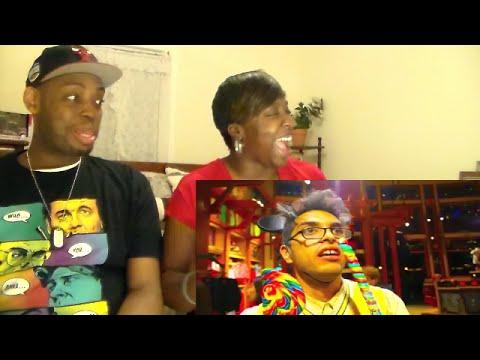 Grandpa HATES Halloween   Brandon Rogers Reaction   AyChristene Reacts