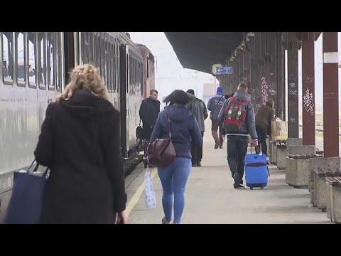 Nichts wie weg: Junge Akademiker verlassen den Balkan