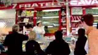 Salo Italy  City pictures : Italian Market Madness, Salo, Italy!