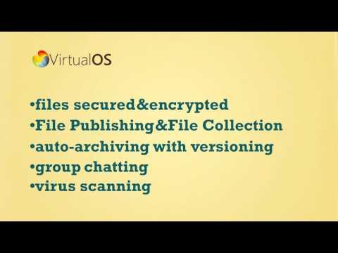 Video of VirtualOS