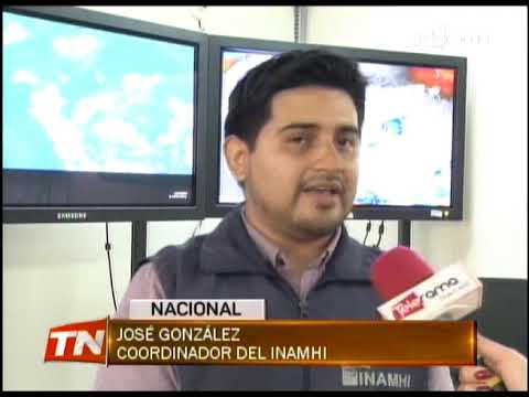 Lluvias continuarán en ciudades del norte y sur del país advierte Ihamhi