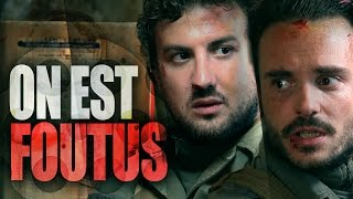 Video On est Foutus (avec Ludovik, Jérôme Niel, Kemar) MP3, 3GP, MP4, WEBM, AVI, FLV November 2017