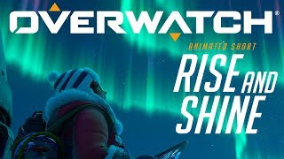 Overwatch Animated Short: Rise and Shine with Mei
