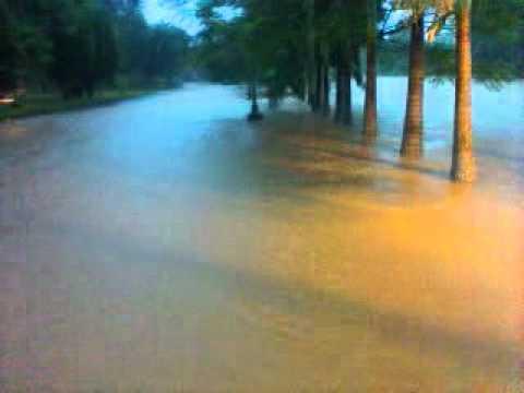 Enchente em MORRETES 11/03