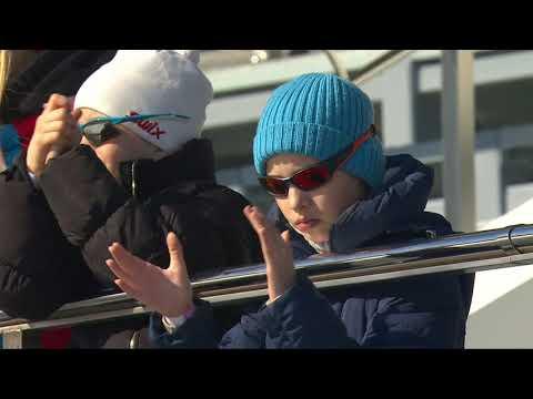 ЧР-2021 по лыжным гонкам. Тюмень. 3 апреля. Женский марафон. Золото Истоминой, серебро Рыгалиной, бронза Смирновой