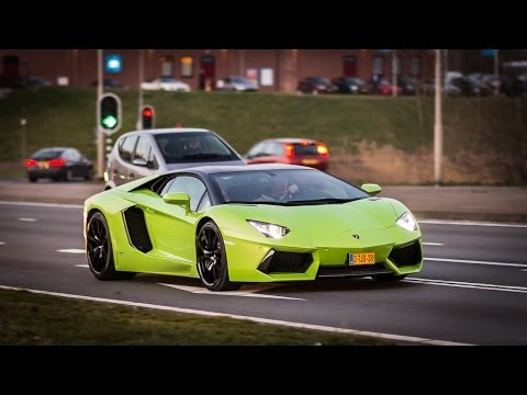 accelerating - Yesterday I have recorded some lovely supercars again! In this video you see cars like the three Lamborghini Aventadors, two Bugatti Veyrons and of course ma...